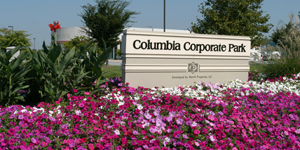 Columbia Corporate Center Landscaping